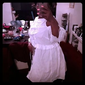 Dresses & Skirts - All white party dress